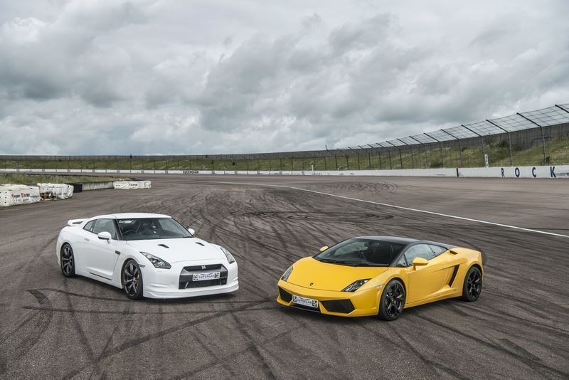 Two Car Drive Supercar Driving Experience Package