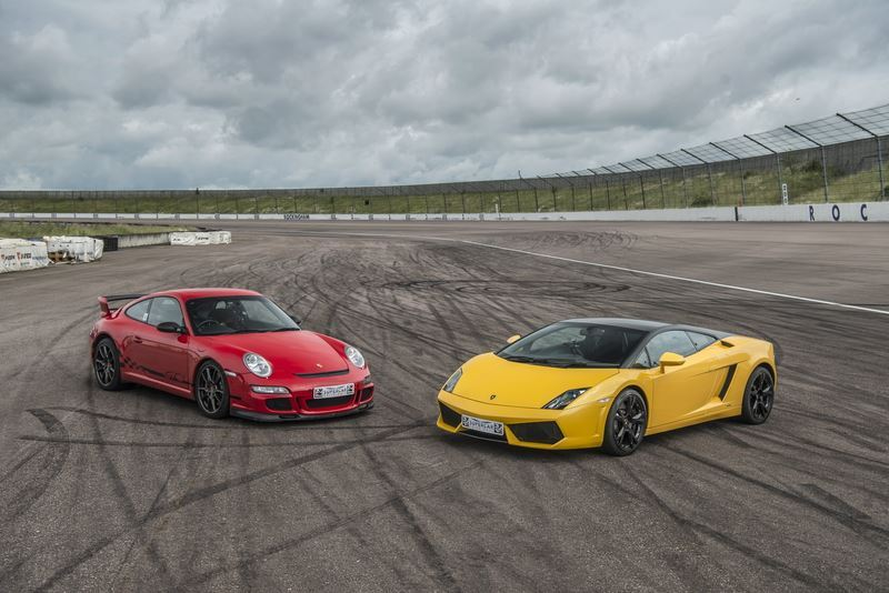 Dunsfold Airfield Top Gear Drive Package