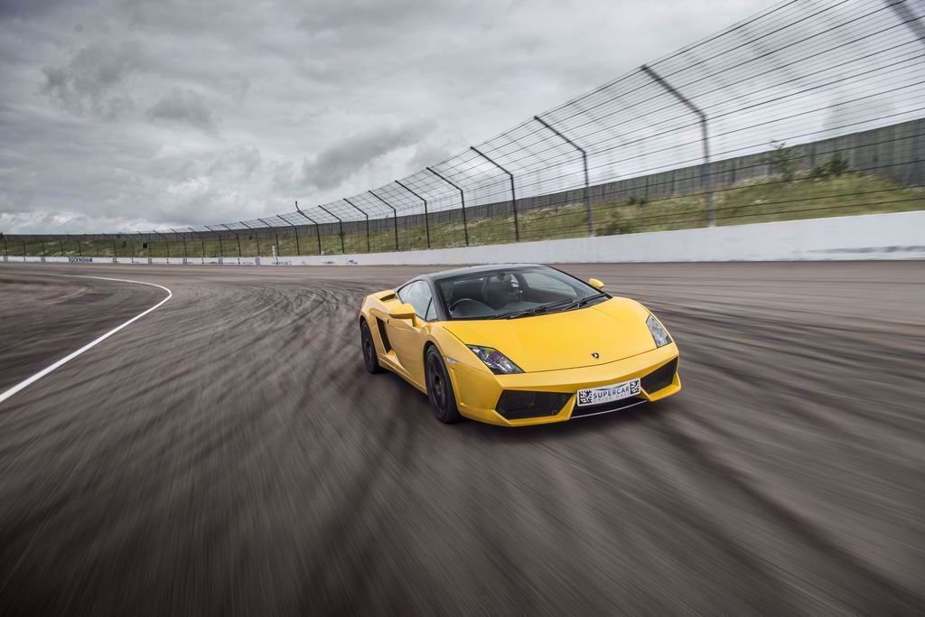 Silver One Car Drive Supercar Driving Experience Package